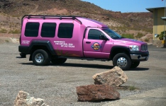 PINK Jeep Tours!