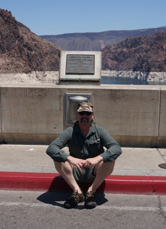 One Butt Cheek in AZ, One Butt Cheek in NV