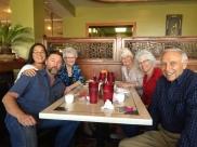 Me, Guy, Grandma Lorie, Aunt Dee, Aunt Cindy & Dick